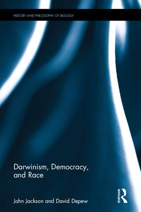 Book cover for Darwinism, Democracy, and Race
