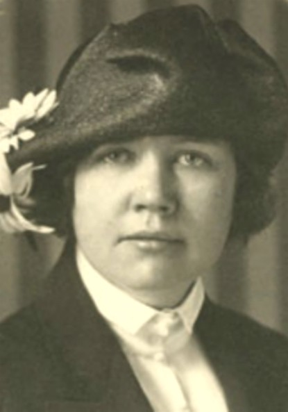 A picture of Rose Wilder Lane