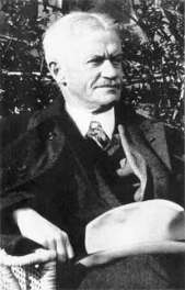Picture of Albert Jay Nock