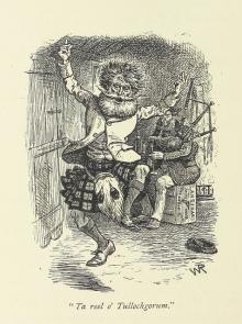 Dancing Scotsman