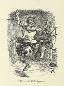 Dancing Scotsman