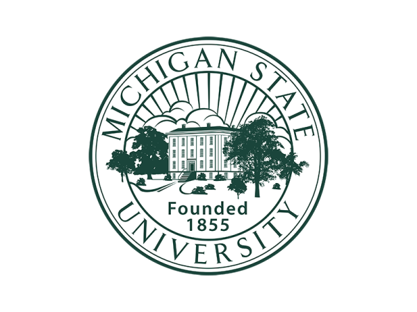 The Michigan State University Emblem